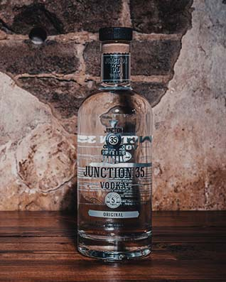 Junction 35 Spirits provides high quality, unique spirits and unique signature dishes while providing a fun, friendly atmosphere that keeps guests returning. Our drinks include Junction 35 Moonshine, Junction 35 Vodka, Junction 35 Rum, Junction 35 Gin and Junction 35 Whiskey. Located in the foothills of the smoky mountains just outside of Gatlinburg, tn at 2655 TEASTER LANE Pigeon Forge, TN 37863