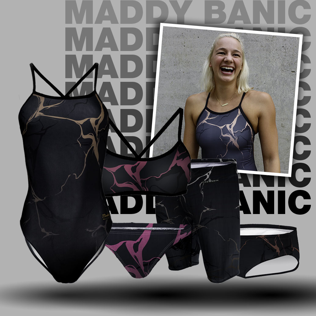 Maddy Banic signature suits