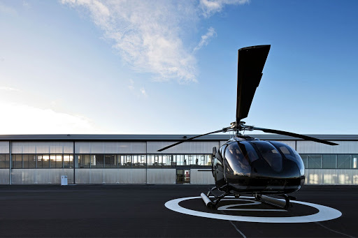 "Valsir's ""Rainplus"" Siphonic Rainwater System Installed in Auckland Heliport"