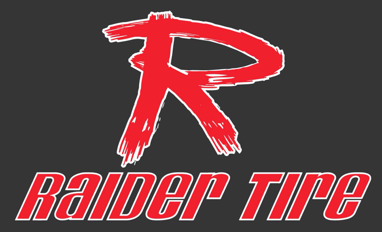 Raider Tire Logo