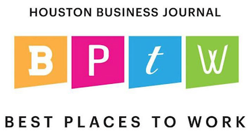 Houston Business Journal - Best Places to Work logo