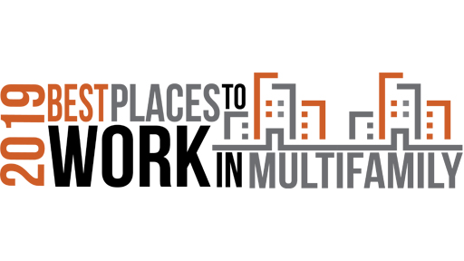 2019 Best Places to Work in Multi-Family