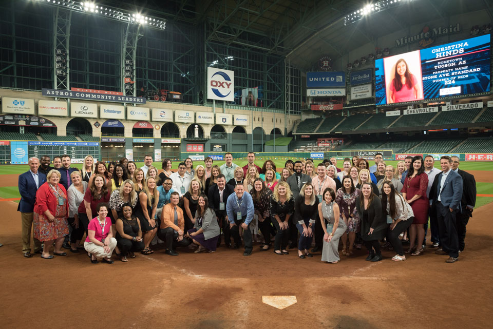 Asset Conference at Minute Maid Park