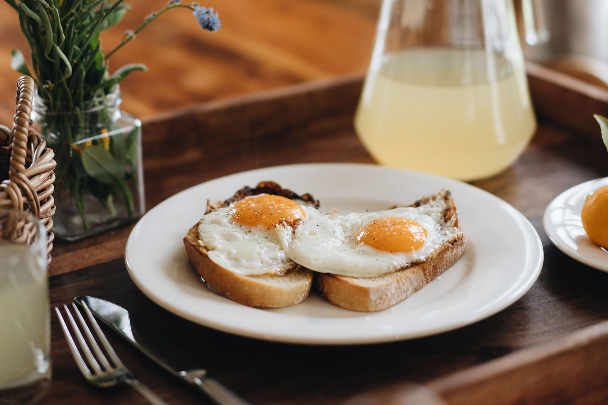 Breakfast at Brackenridge