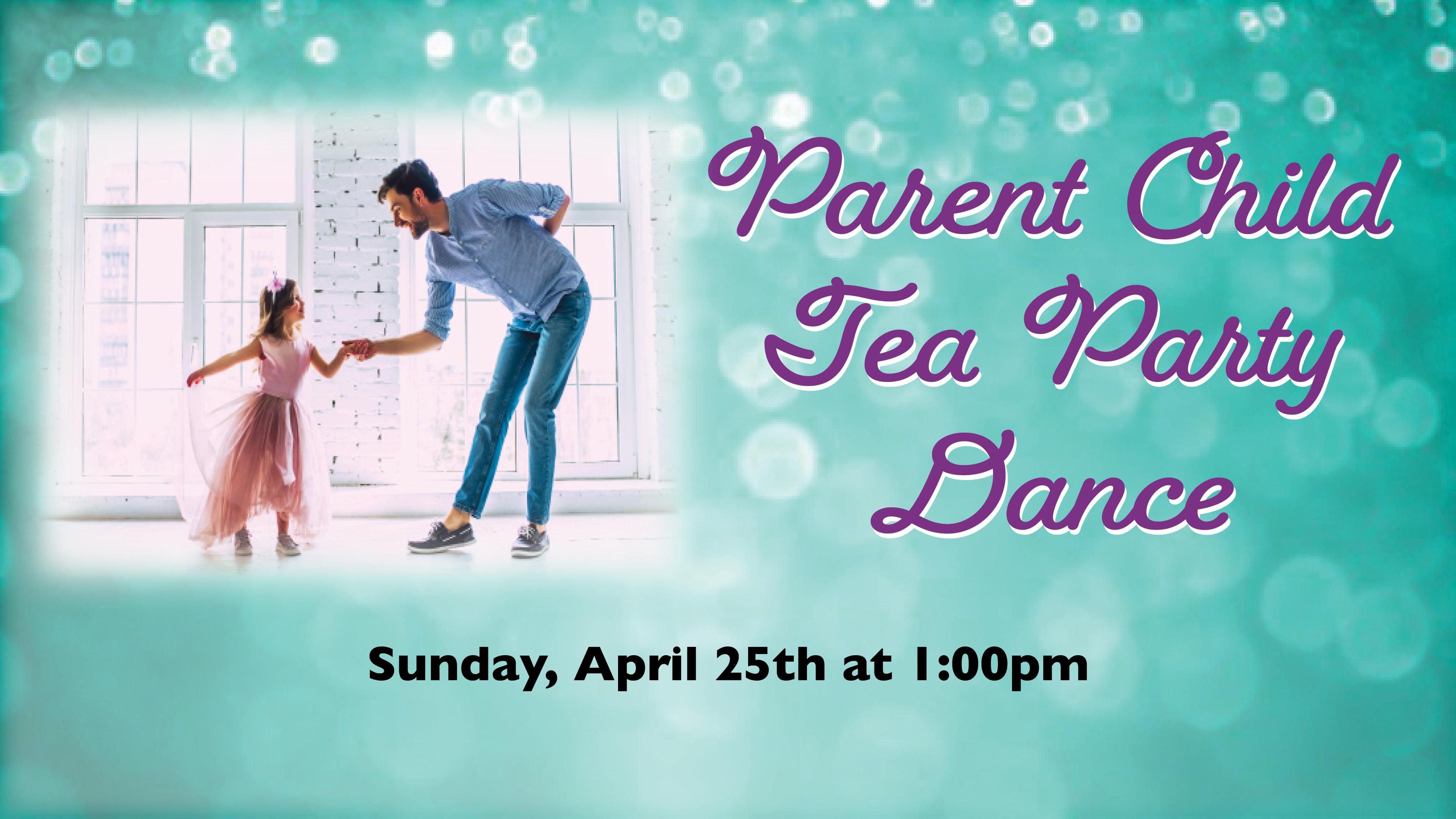 Parent-Child Tea Party Dance