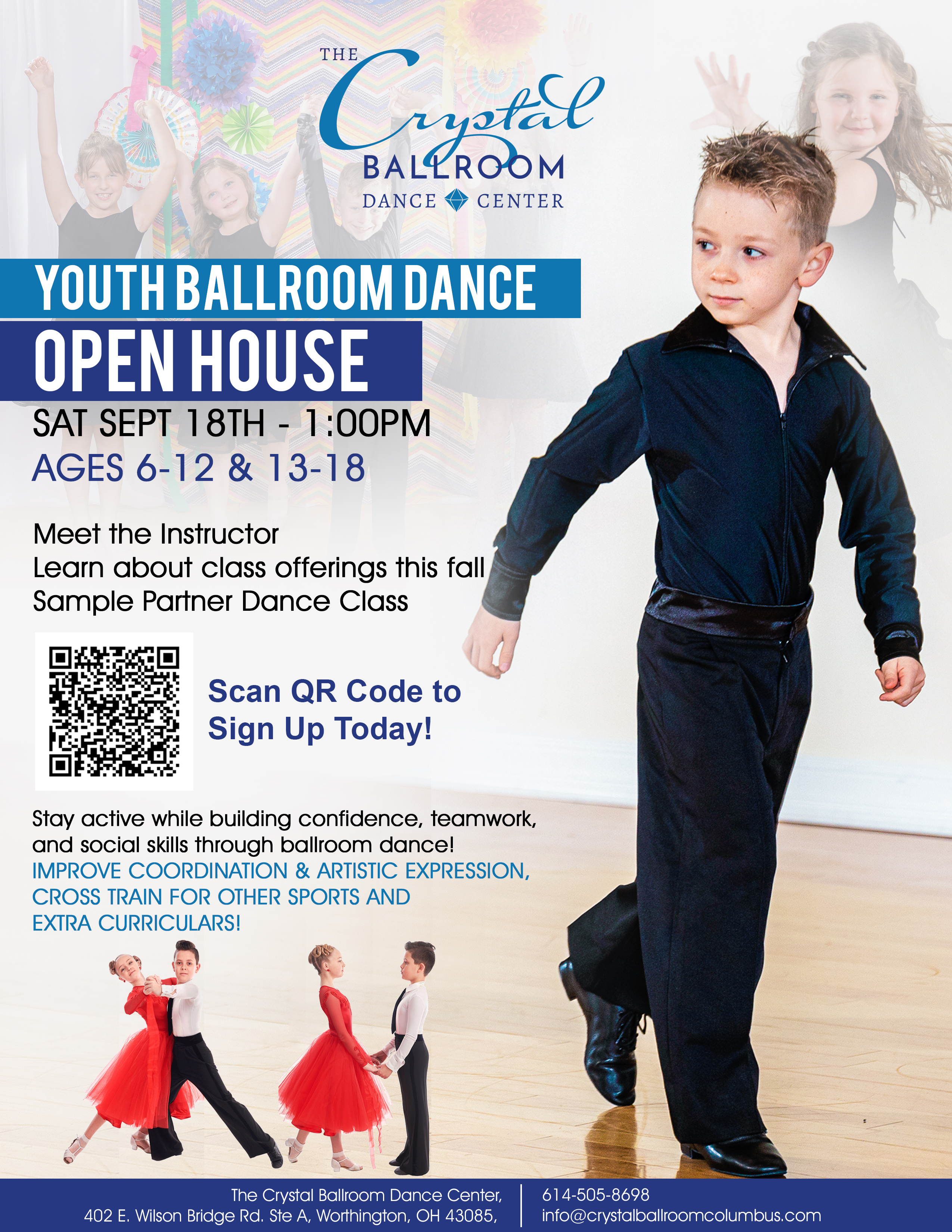 Youth Open House