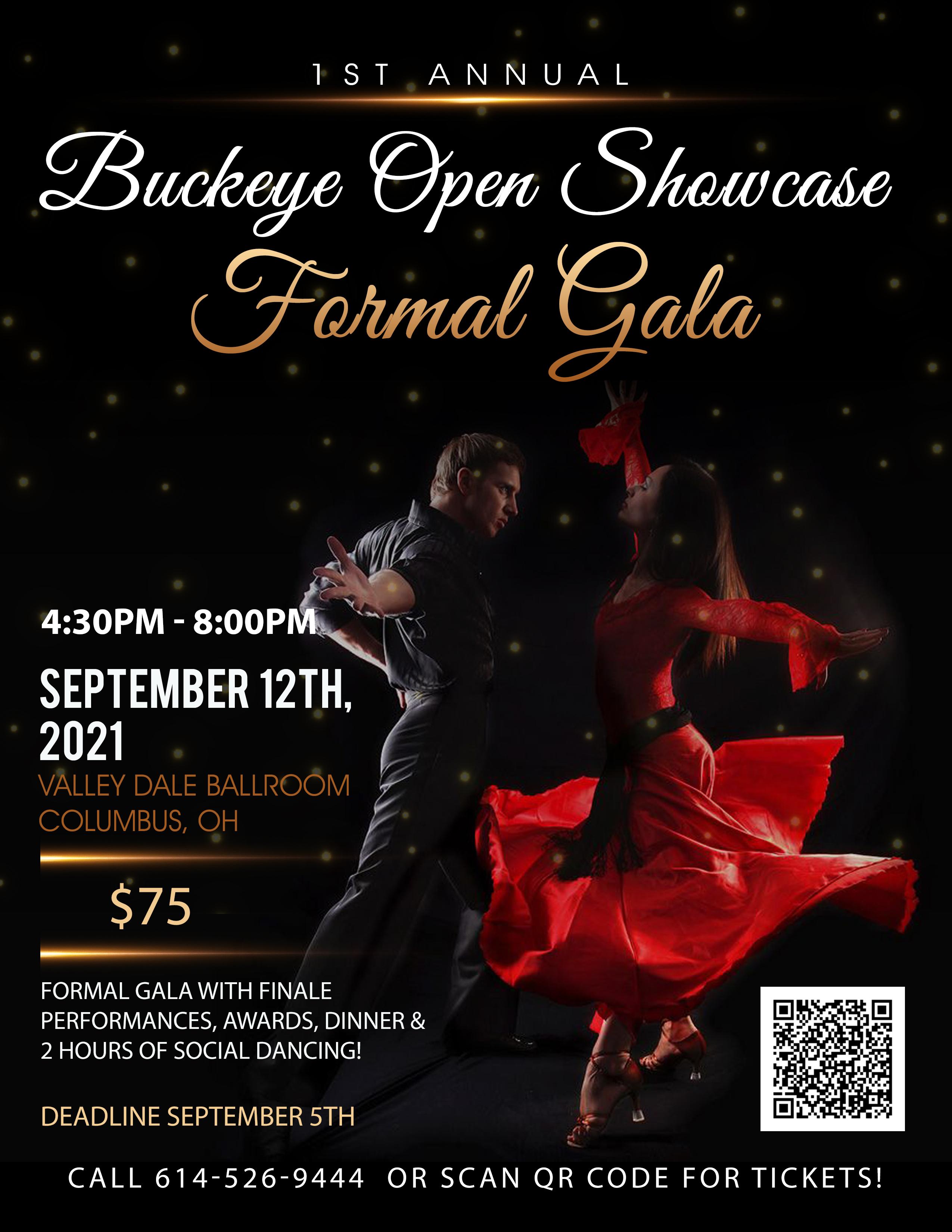Buckeye Open Showcase