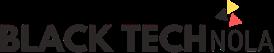 Black Tech NOLA logo.