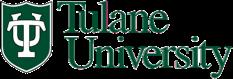 Tulane University logo.