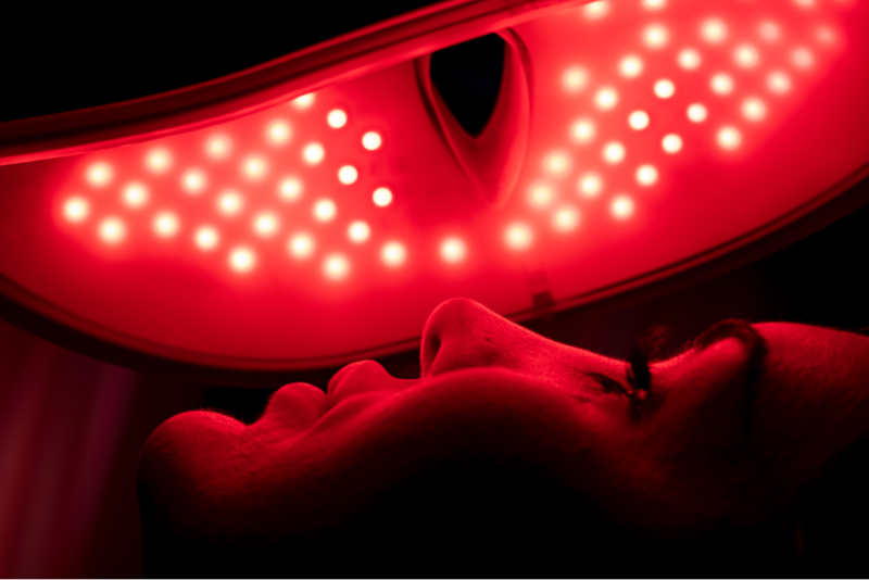 The Beauty and the Beam: the Magic of the Red Light Therapy.
