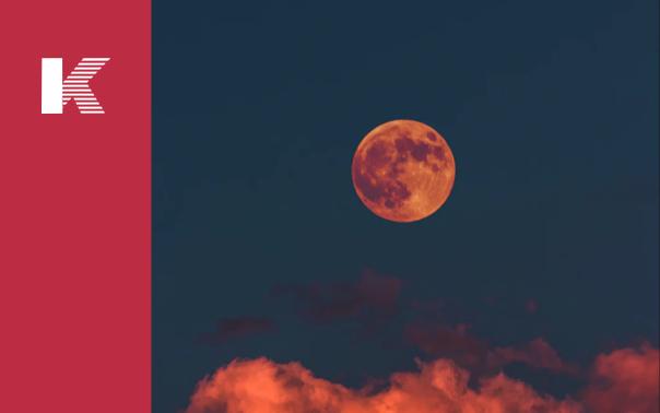 La luz y la Luna