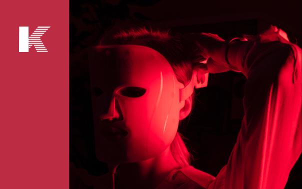 Terapia de luz roja y la cuarentena