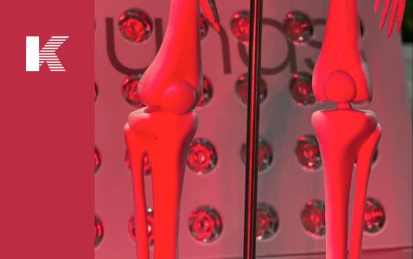 Terapia de luz - Estimulando la curación y mejorando la salud de los huesos