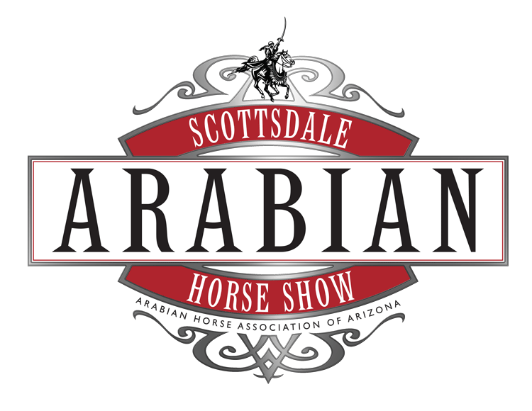 Scottsdale Arabian Horse Show Logo