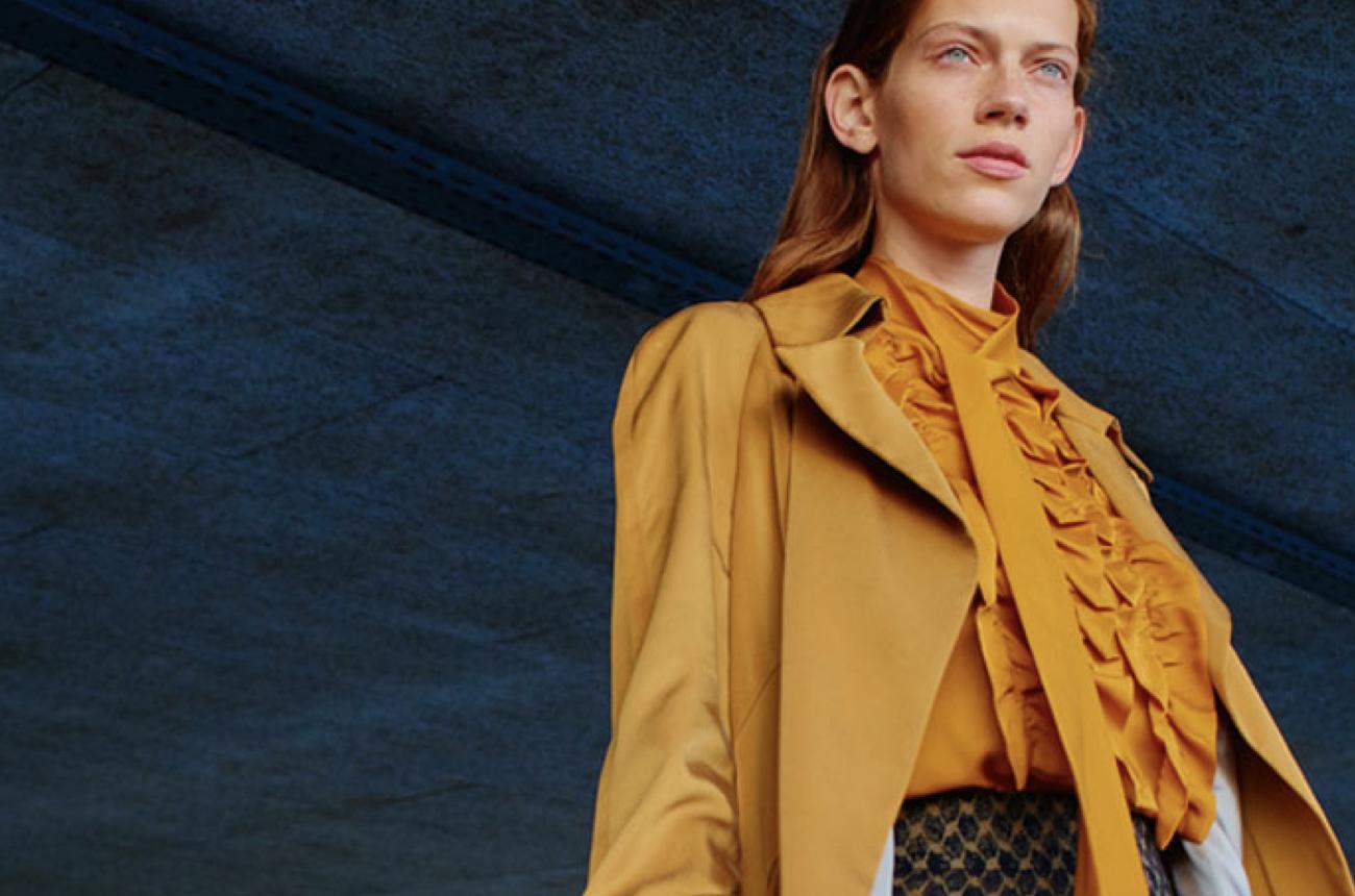 Kampagne für Fashion Week Berlin