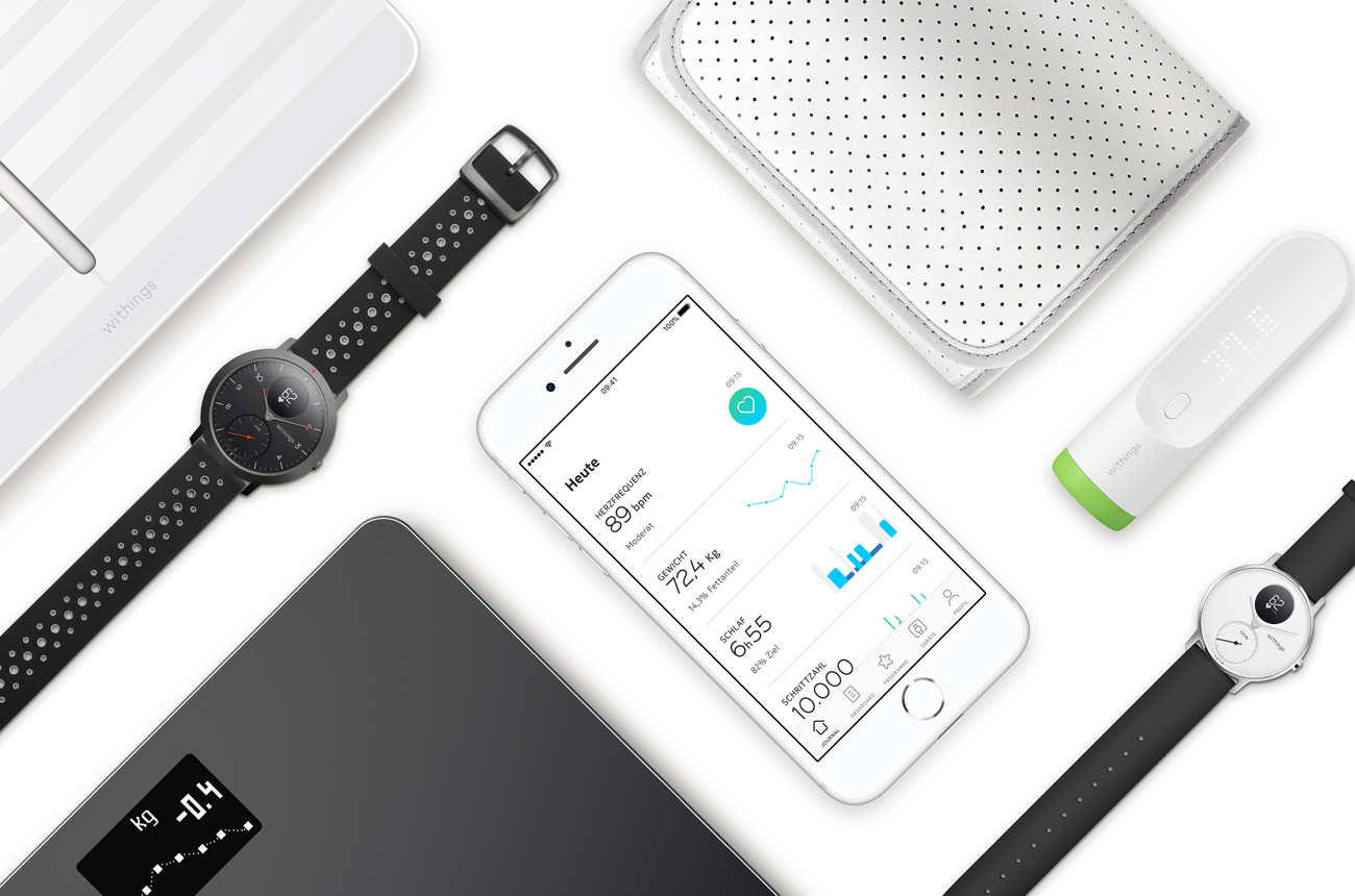 Uhura for Withings