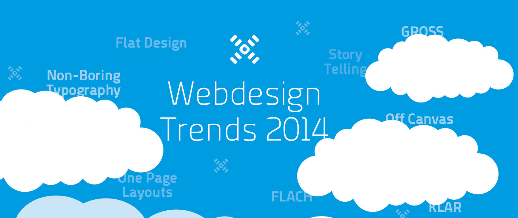 Webdesign-Trends 2014