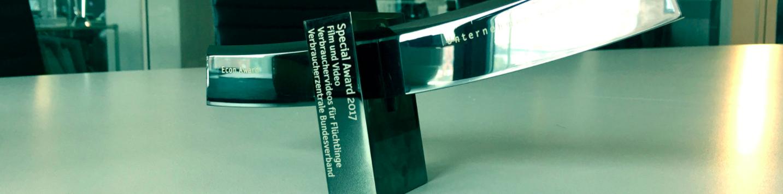 Uhura gewinnt Econ Special Award