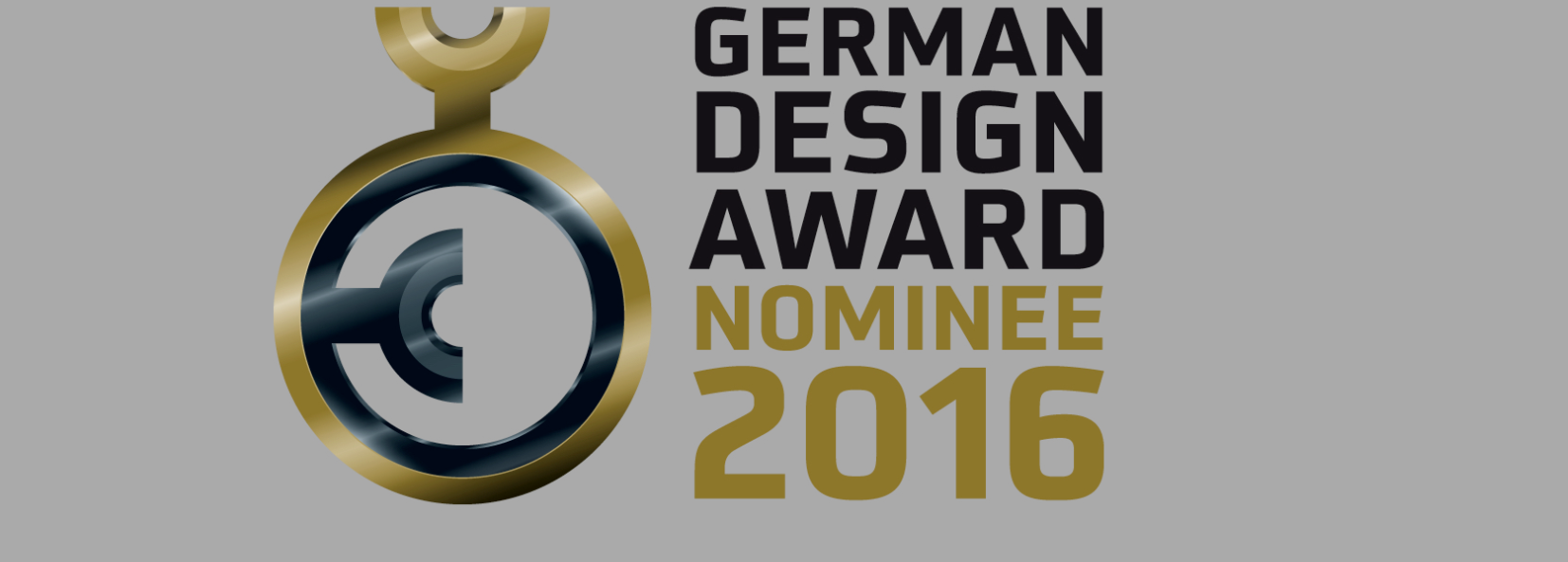 Nomination German Design Award