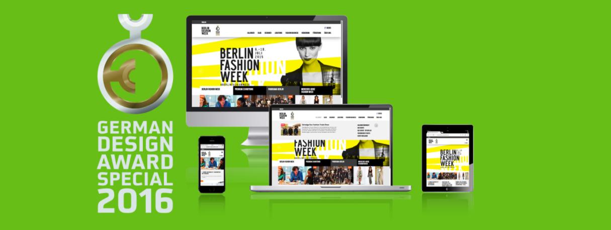 Uhura gewinnt German Design Award