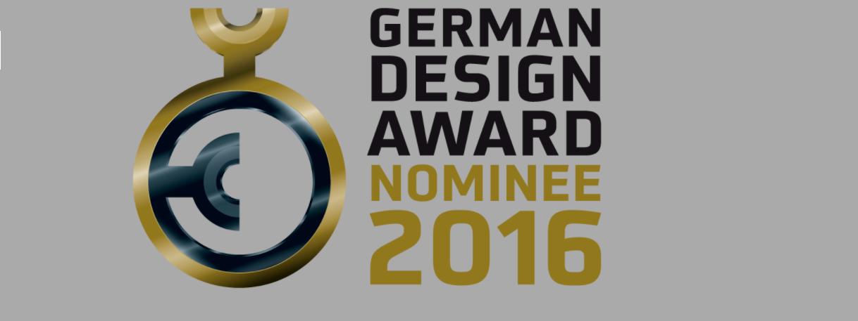 Uhura beim German Design Award nominiert