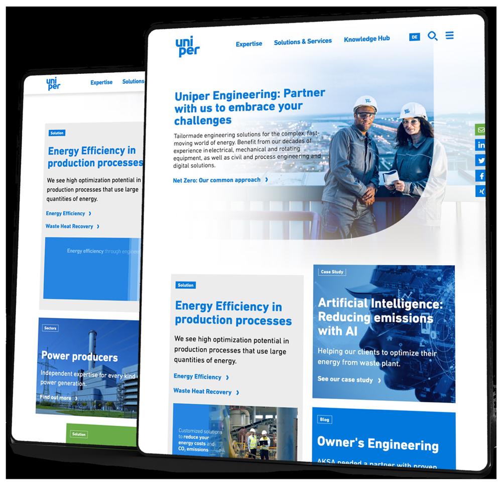 Uniper Engineering