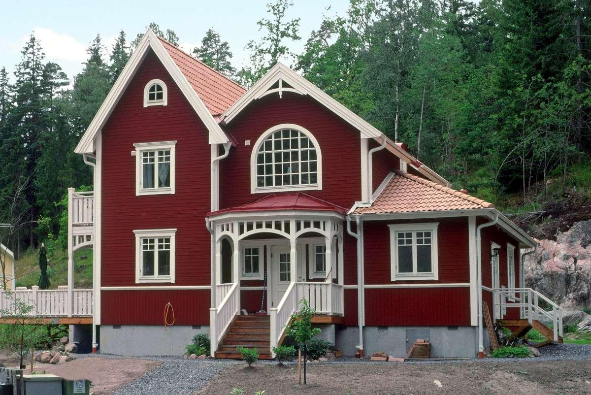 Stora Lusthuset Bergvik