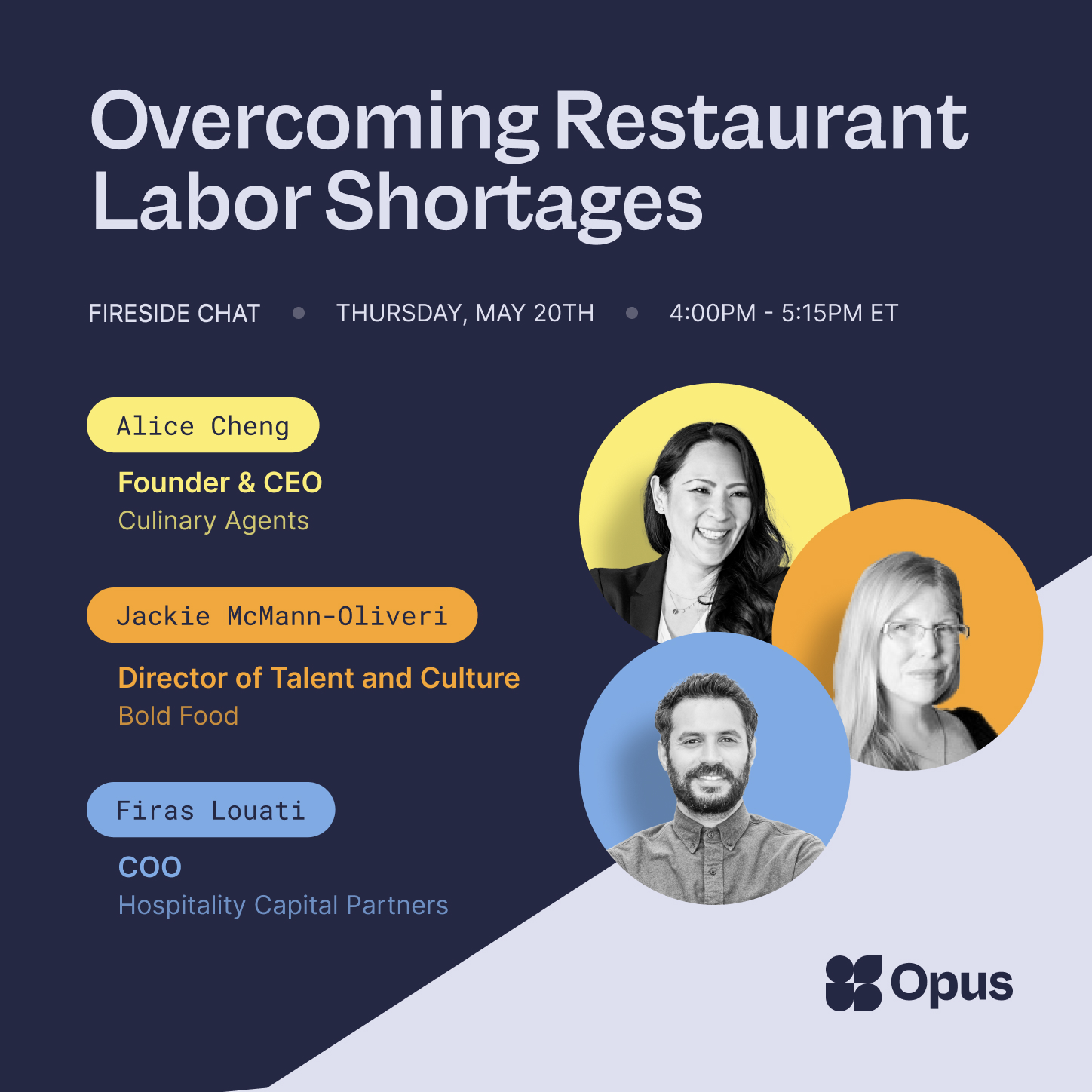How to Solve for the Restaurant Labor Shortage in 2021