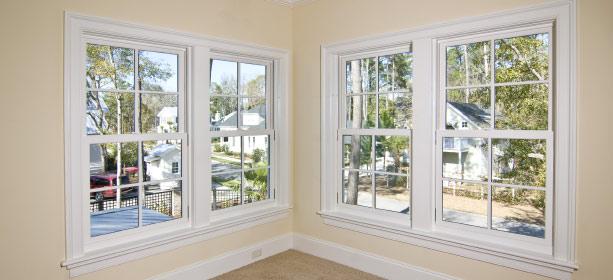 Soft-Lite Windows in modern home