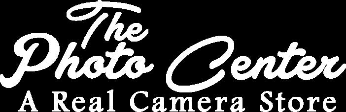 The Photo Center Logo