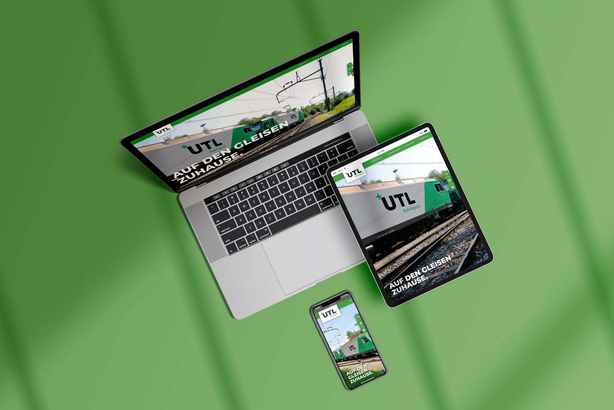 Kunden von UTL Bahnlogistik profitieren von lösungsorientierten Dienstleistungen rund um die Bereiche Bahnpersonal, Baulogistik, Bahnbau, Bahntechnik, Transportlogistik und Zugvorbereitung. Und das seit fast 20 Jahren. Mit umfangreichem Wissen zum Bahnbetrieb, der Infrastruktur und den Anforderungen des Dreiländerecks gewährleistet UTL sicheren und zuverlässigen Transport von Gütern und Personen.