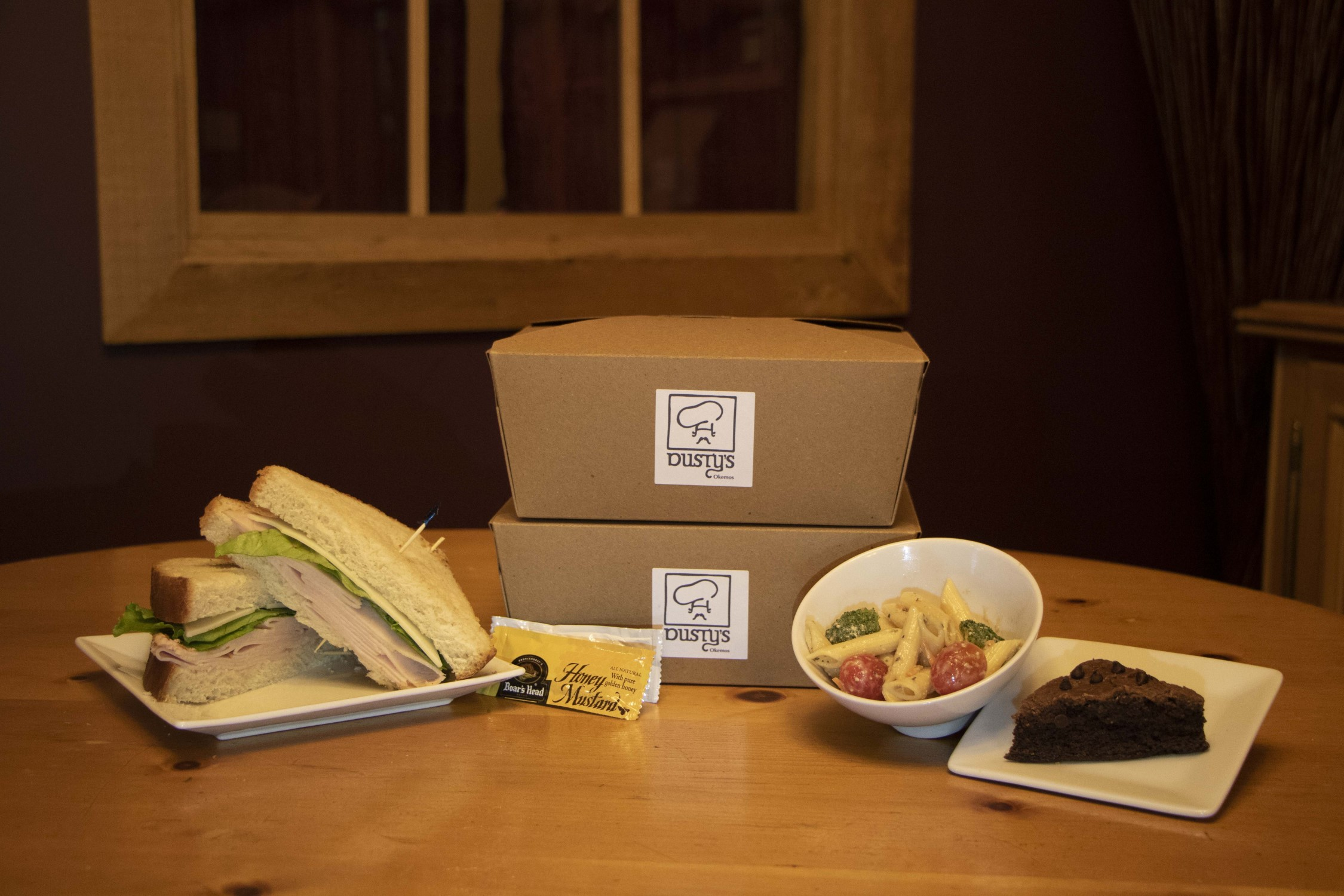 Boxed Lunches from Dusty's Cellar