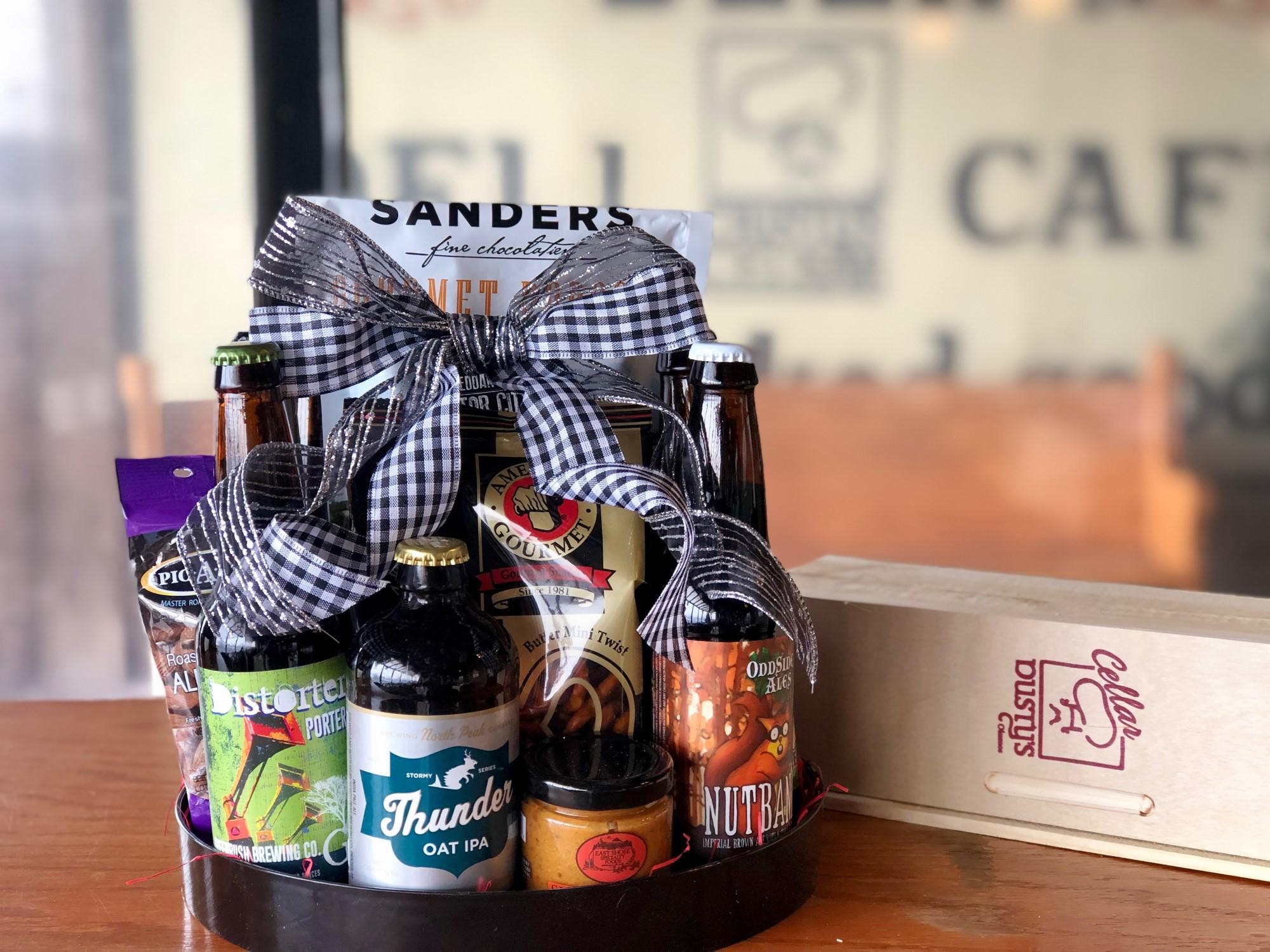 Michigan Beer & Snack Basket