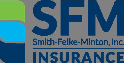 SFM Insurance Logo.