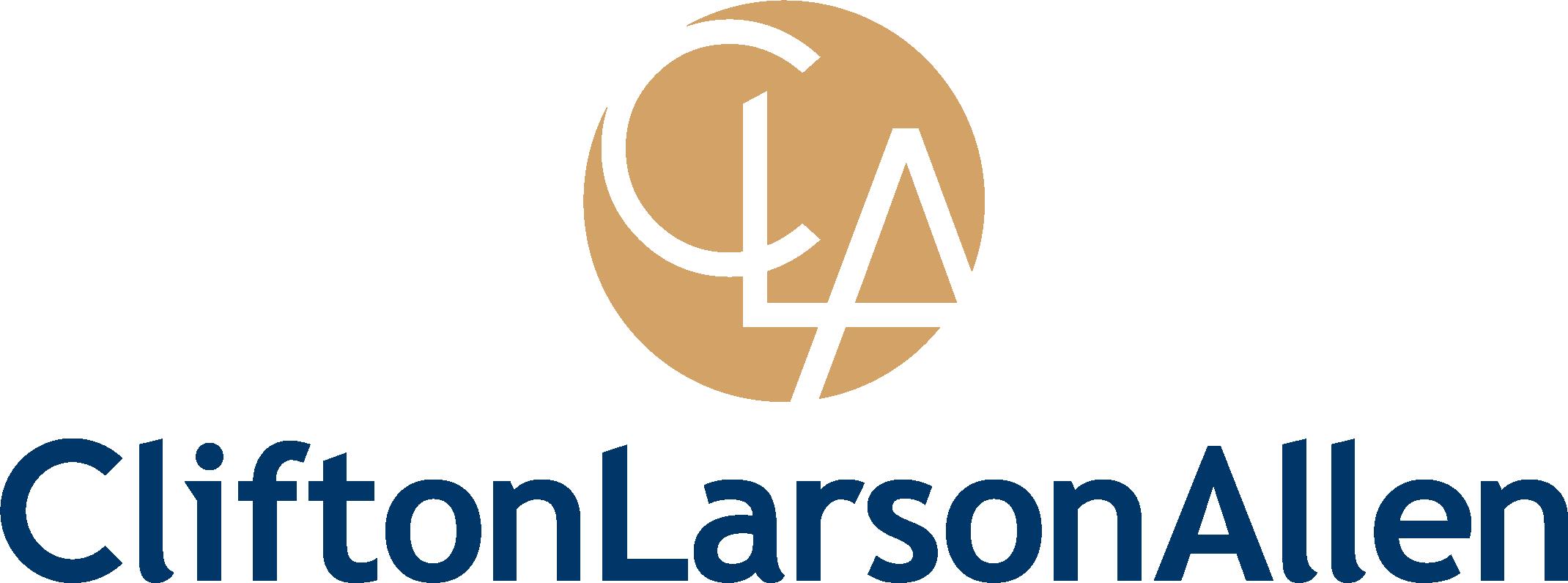 Clifton Larson Allen Logo. (CLA)