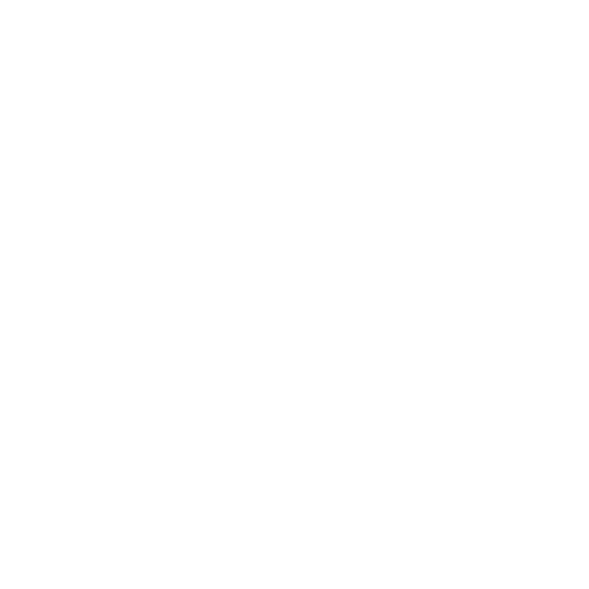 Crafting Hand Logo in White