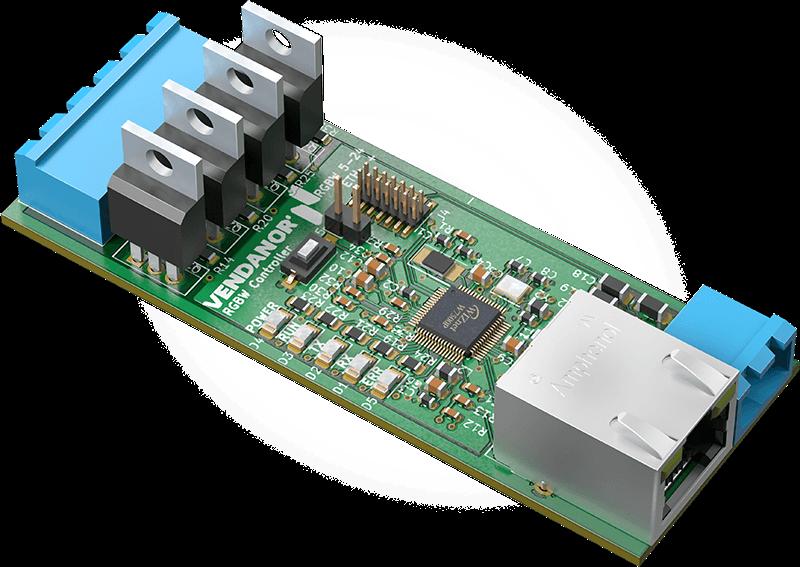 Vendanor RGBW-kontroller
