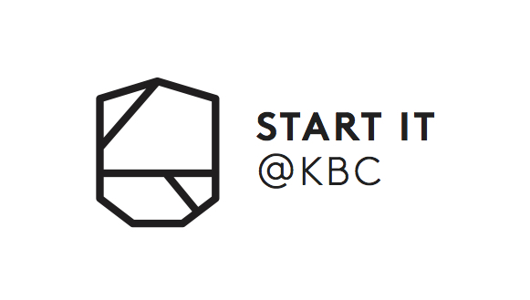 Start It @ KBC logo