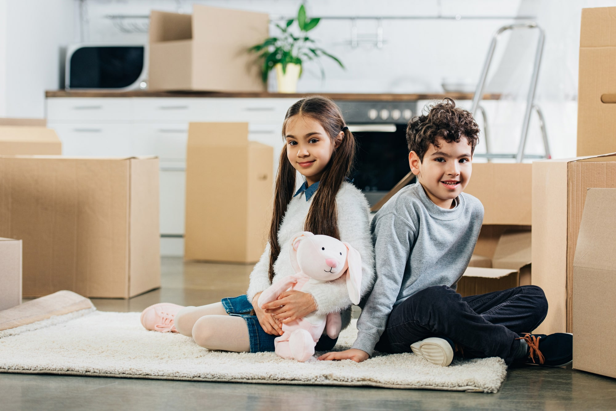 Relocating with children after a divorce in Texas