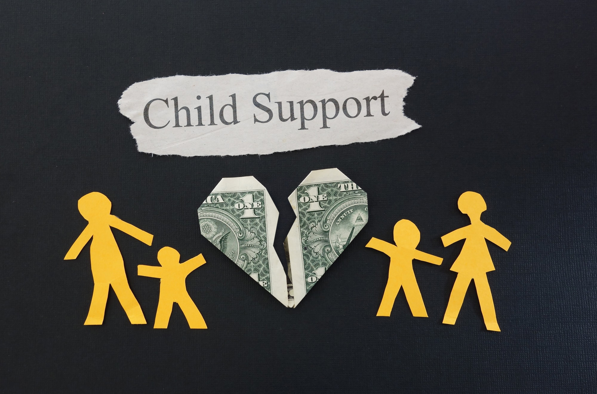 Child Support Modification, Barrows Firm