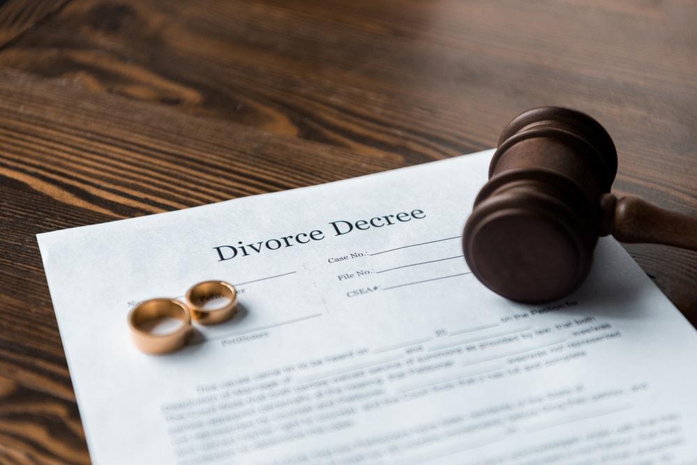 Uncontested Divorce Decree in Texas