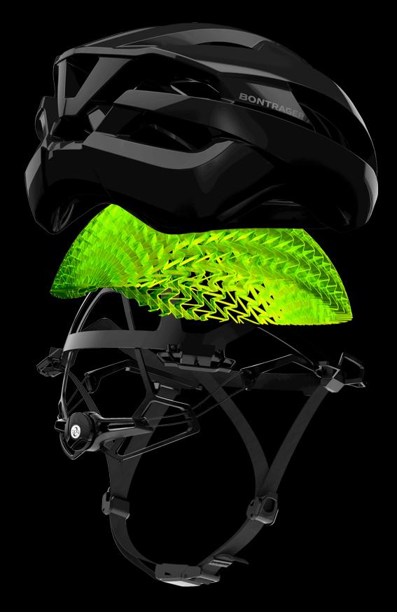 Bontrager Wavecell Helmet Image