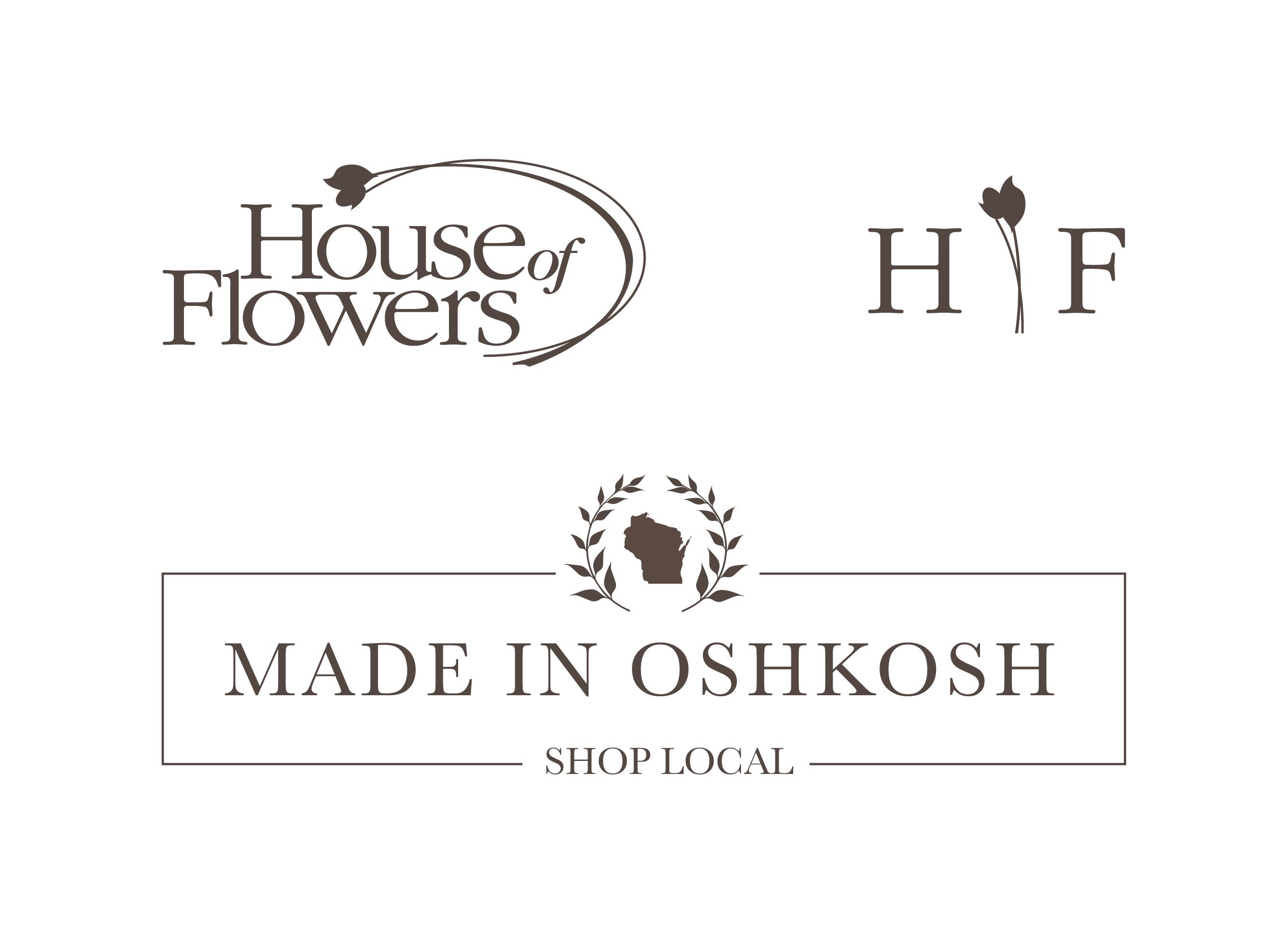 House of Flower's logos.