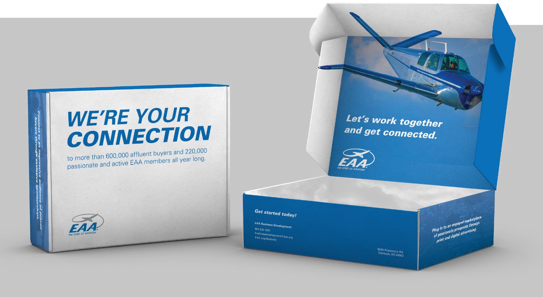 EAA Campaign box mockup