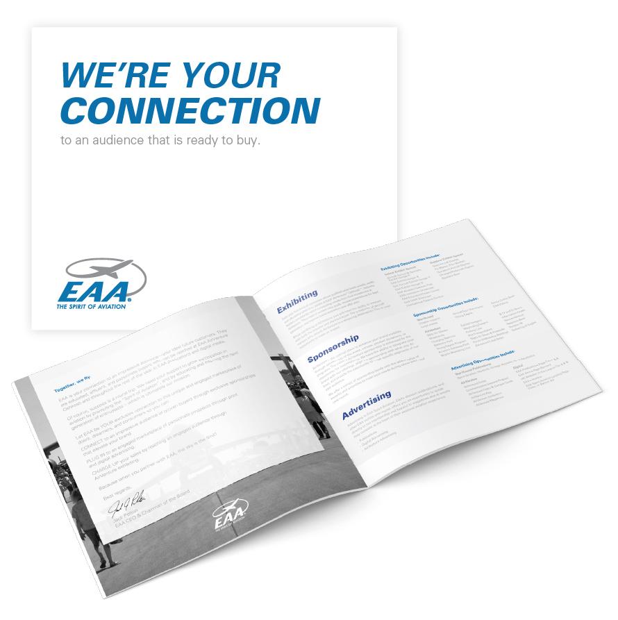 EAA Booklet spread.