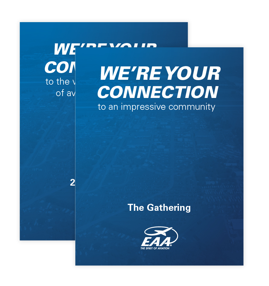 2 Booklets showing the categories of the campaign.