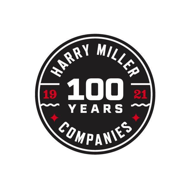 100 Year emblem