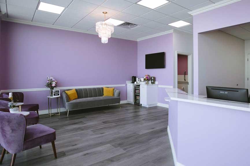 Photo of the Sunshine Family Dentistry lobby