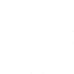 star in a circle icon