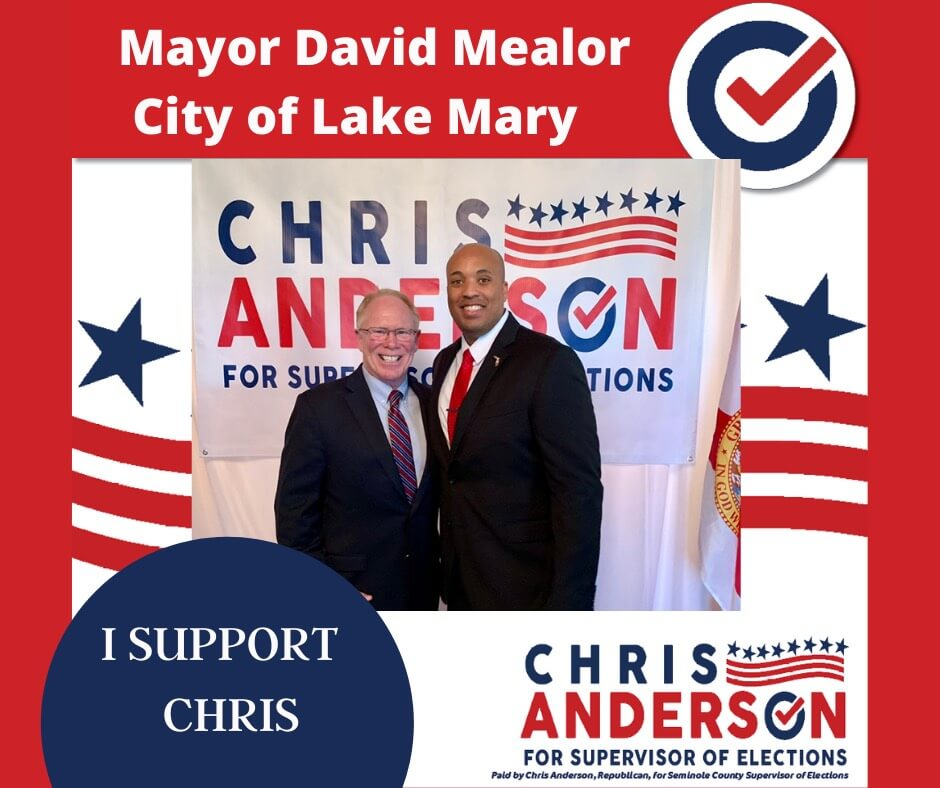 Endorsement Graphic for David Mealor